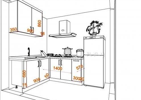 架子工图纸看木自制榫燕尾机图纸数据图片